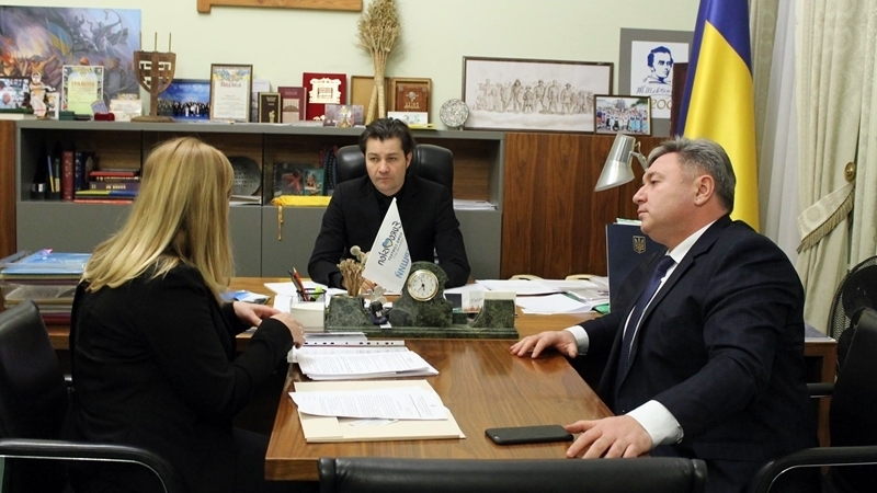 Ukraine responded to visit of British archaeologists to Crimea