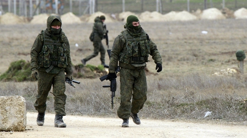 Terrorists and Russian military in Donbas massively desert