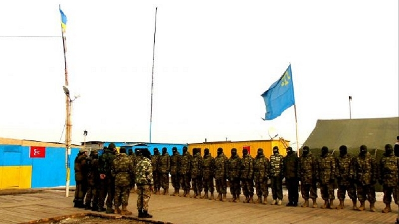"""""""Asker"""" to become Marine Corps division of Ukrainian Naval Forces"""