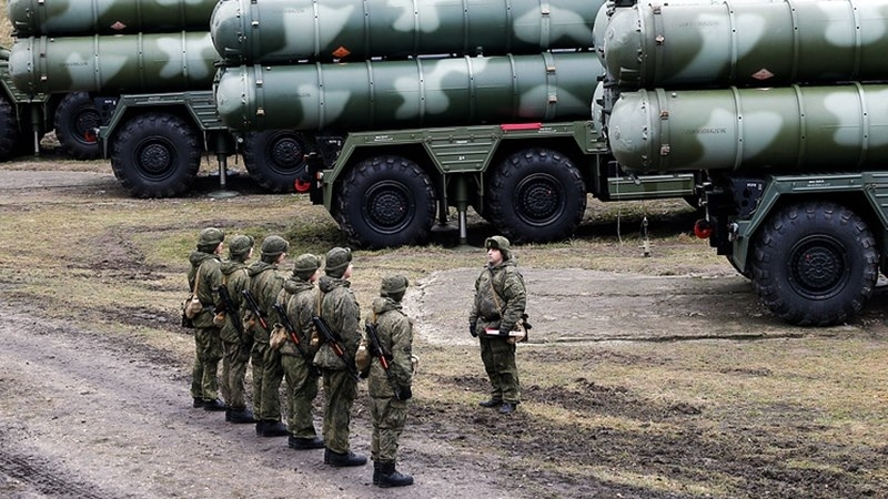 Russia to deploy second missile regiment to occupied Crimea