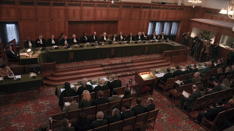 Today UN court to start hearings on suit of Ukraine against RF