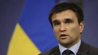 Klimkin called on US to military-technical assistance to Ukraine