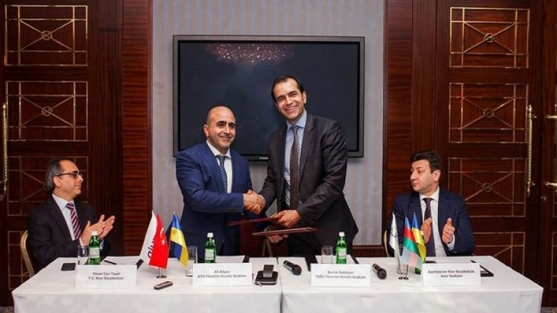 Turkish and Azerbaijani entrepreneurs joined forces in Ukraine