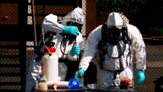 """Drug laboratory of Simferopol """"official"""" discovered"""