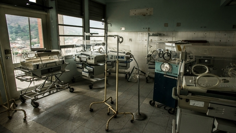Crimean hospitals are not safe for patients