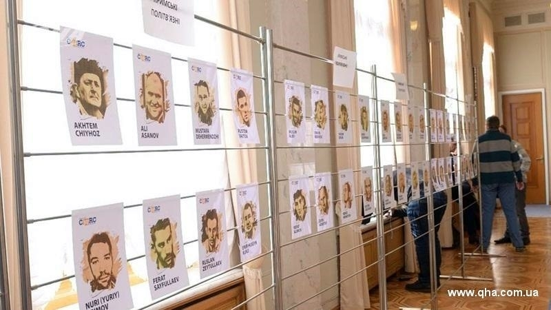 Relatives of Crimean political prisoners appealed to Europe