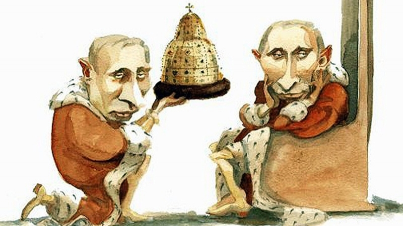 Crown Putin! Aksenov called for change in RF state structure