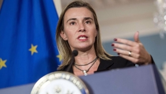 Mogherini: Annexation of Crimea challenges international security