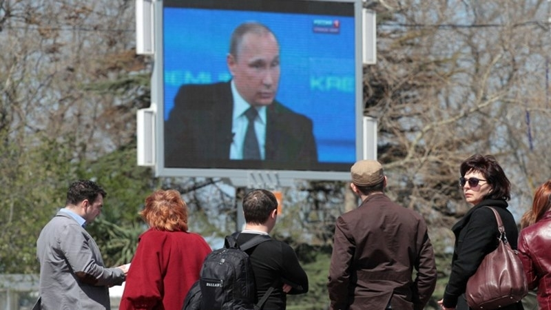 Russia conducted operations in Crimea long before the annexation