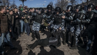 US is outraged by human rights violations in Russia