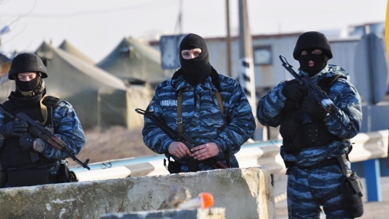 Ukrainian Security Forces detained accomplice of Crimean invaders