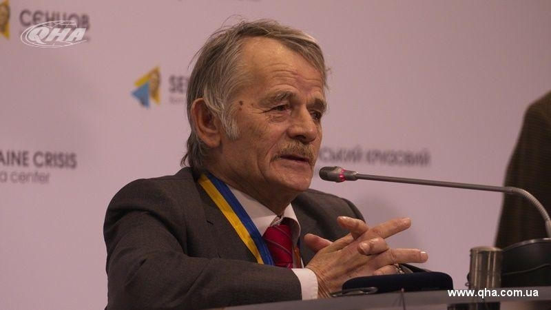 Dzhemilev called factor putting off the day of Crimea liberation