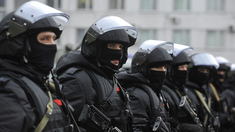 RF to deploy two hundred enforcers to Crimea for holiday season