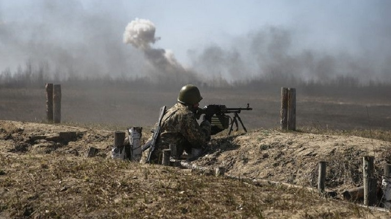Militants do not observe ceasefire in Donbas