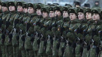Conscription of Crimeans to service at RF Army is a war crime
