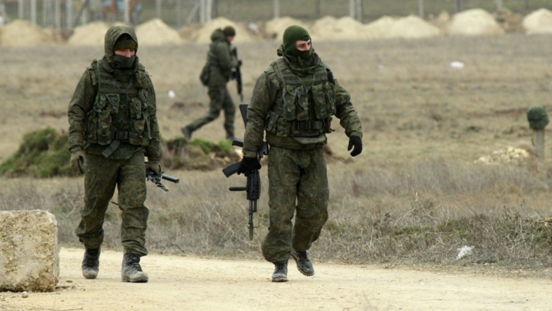 Terrorist groups in Donbas firing each other