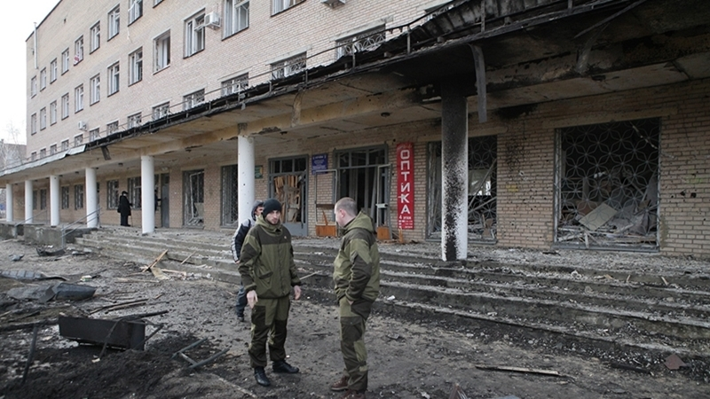 Militants violated another ceasefire in ATO zone