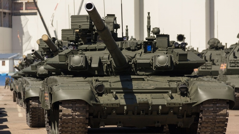 Bellingcat: Russia used its powerful tanks in Donbas