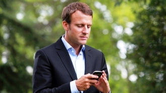 Russian intelligence attempted to hack Macron headquarters server