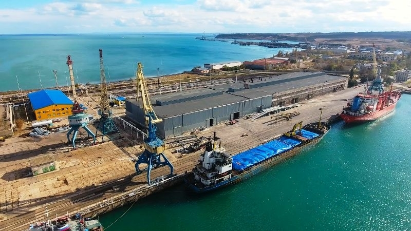 InformNapalm revealed supplies of goods from Crimea to Egypt