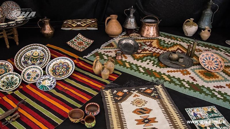 Project on Ukrainian and CrimeanTatar cultures opened in Kyiv