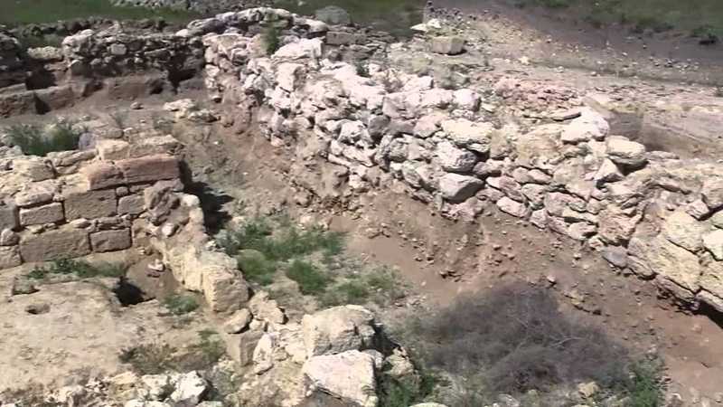 """Invaders justify destruction of Artesian necropolis with """"study"""""""