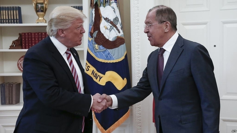 Trump is furious over behavior of Russians