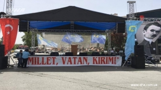 Mourning rally to Deportation of 1944 held in Ankara
