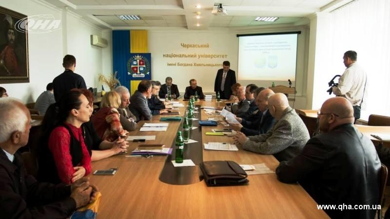 """Second round table """"Crimea and Ukraine"""" held in Cherkasy"""