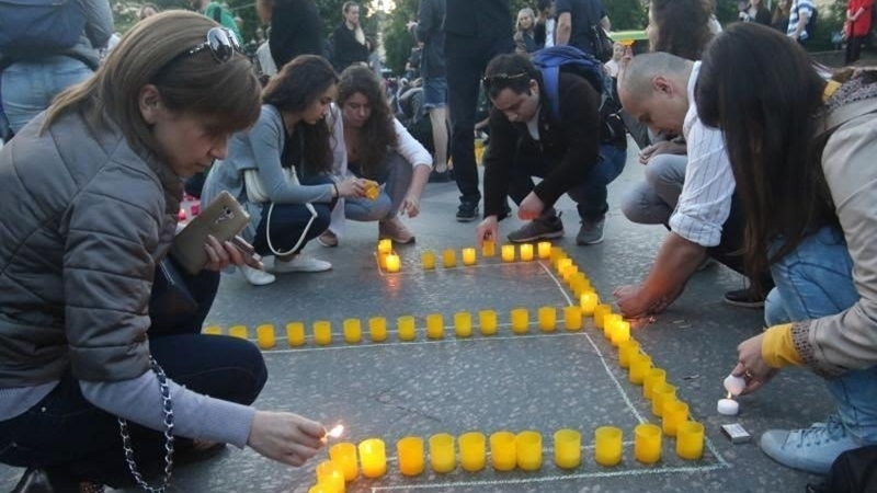 Memory of victims of Crimean Tatar deportation honored in Lviv