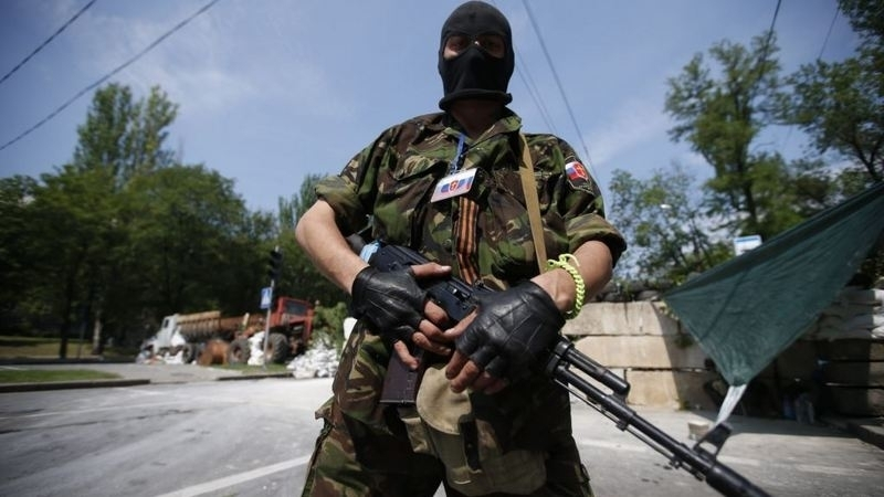 Tymchuk reported on activation of Russian military in Donbas