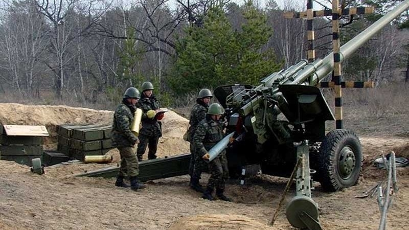Terrorists accuse Ukrainian Armed Forces in shellfire they commit