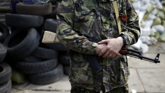 Luhansk militants to be sent to Syria