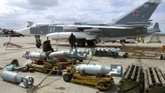 Russia tested almost all its weapons on Syrian civilians