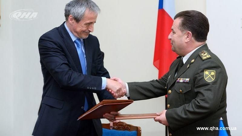 Czech Republic fully supports Ukraine in Crimean issue