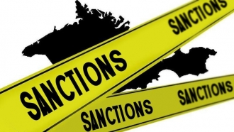 Occupants on sanctions: Which does not kill us makes us stronger