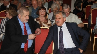 Conference on occupation of Crimea started in Lithuania