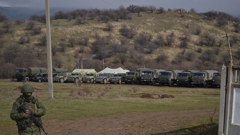 Parubiy: RF allegedly deployed nuclear weapons in Crimea