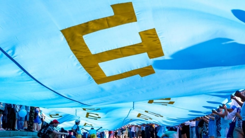 Day of Crimean Tatar flag in Genichesk: Plan of events