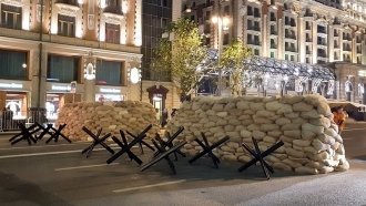 Rallies in Russia: Barricades on the streets. First arrests.
