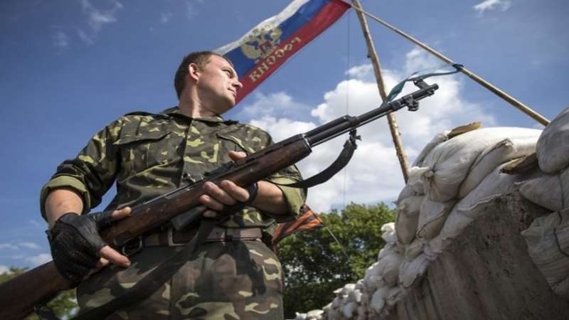 Russian officers made corruption scheme in Donbas