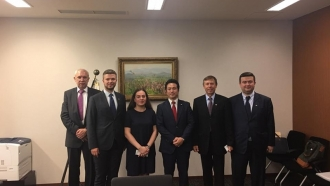 Japan considers the issue of abolition visas with Ukraine