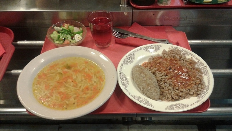 Crimeans recorded increase in lunch cost during occupation period