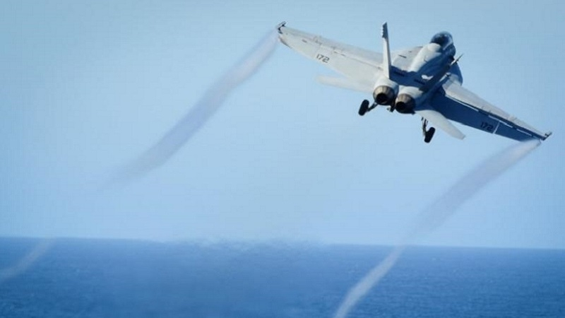 US-led coalition downed Syrian military aircraft