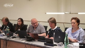 Violations of journalists' rights in Crimea presented in Vienna