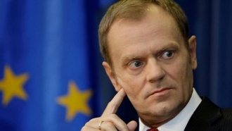 Tusk to Ukrainians: Europe admires and supports you