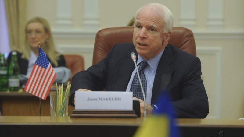 Human rights defenders told McCain about violations in Crimea