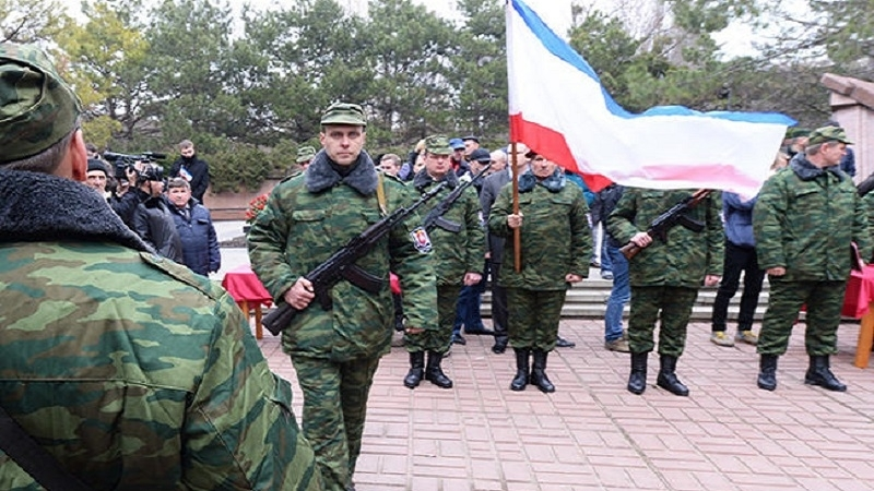 """Prosecutor's Office searching for """"Crimean self-defense"""" leader"""