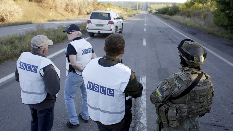 OSCE SMM recorded another explosions and shooting in Donbas
