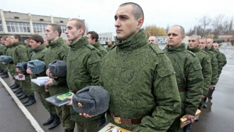 Invaders sent nearly two thousand Crimeans to RF military units